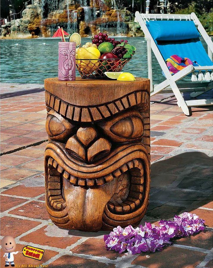 17 Best Ideas About Tiki Statues On Pinterest Tiki Mask