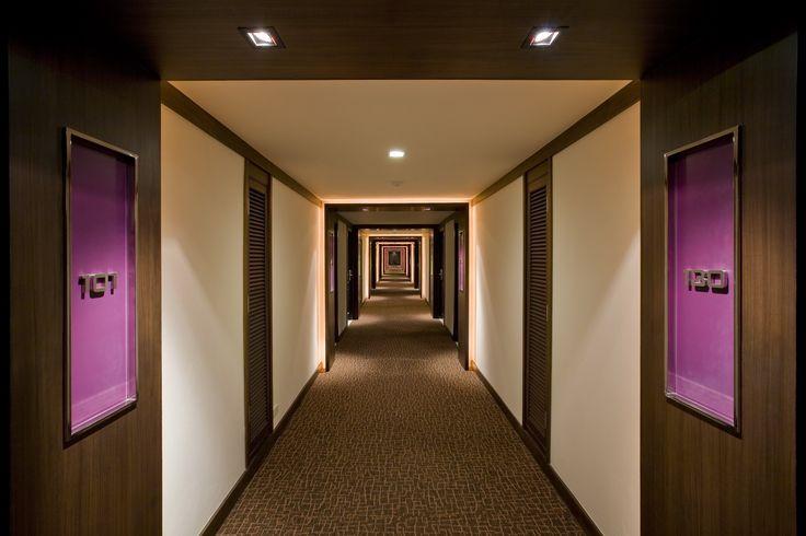 29 best corridor design images on pinterest corridor for Hotel corridor decor
