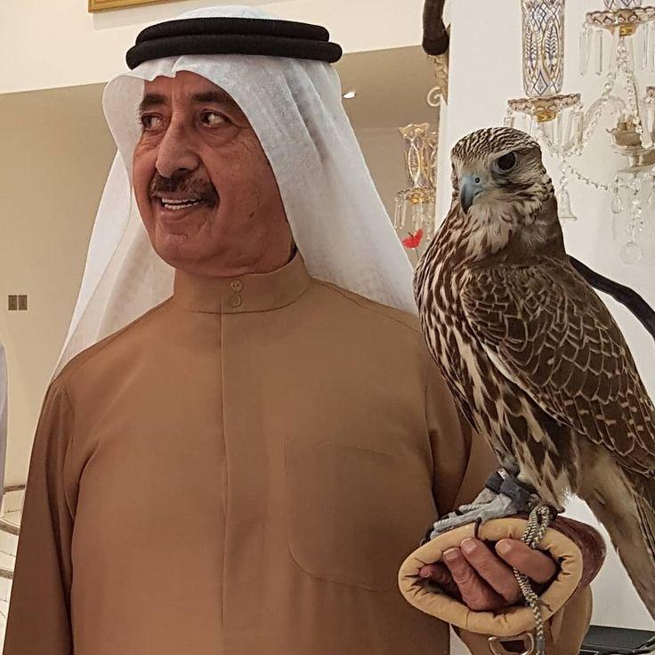 Hasher bin Maktoum bin Juma Al Maktoum, 12/2017. Vía: hasherfans