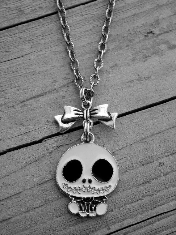 Collier de Mister Jack The Nightmare Before par InkandRoses13
