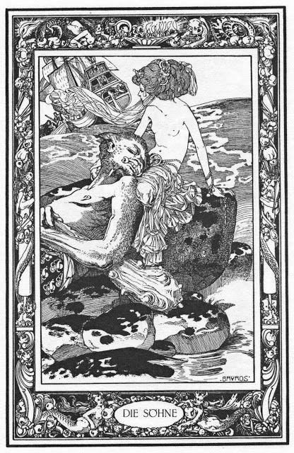 "Once Upon A Blog...: Giambattista Basile's ""Pentamerone"" illustrated by Franz von Bayros"