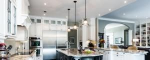 Deslaurier Cabinetry designed by Victoria Kirton