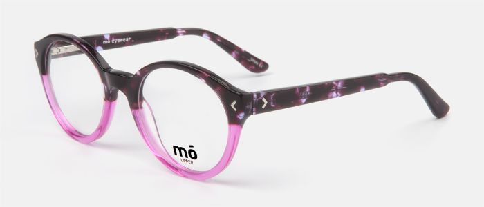Gafas de ver que se llevan - gafas forma redonda