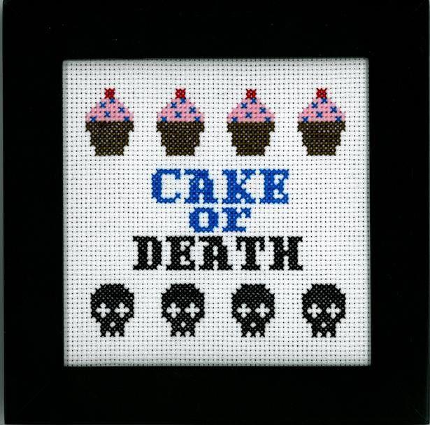 Eddie Izzard Cake Or Death Lyrics
