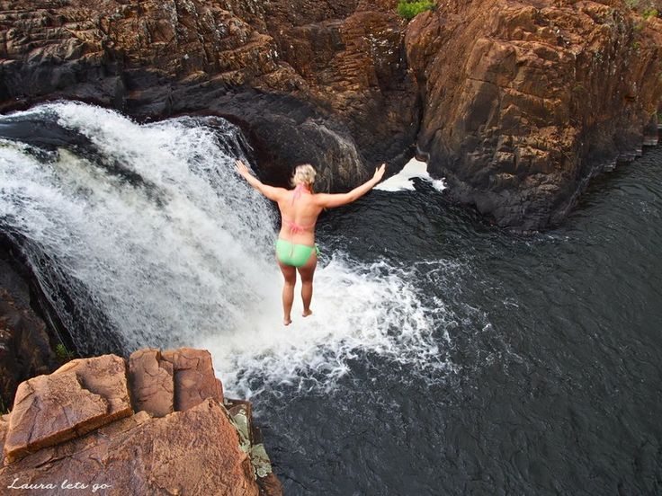Laura lets go: Atherton Tablelands sceneries. AMAZING swimming spot called The Army Pool! QLD, Australia.