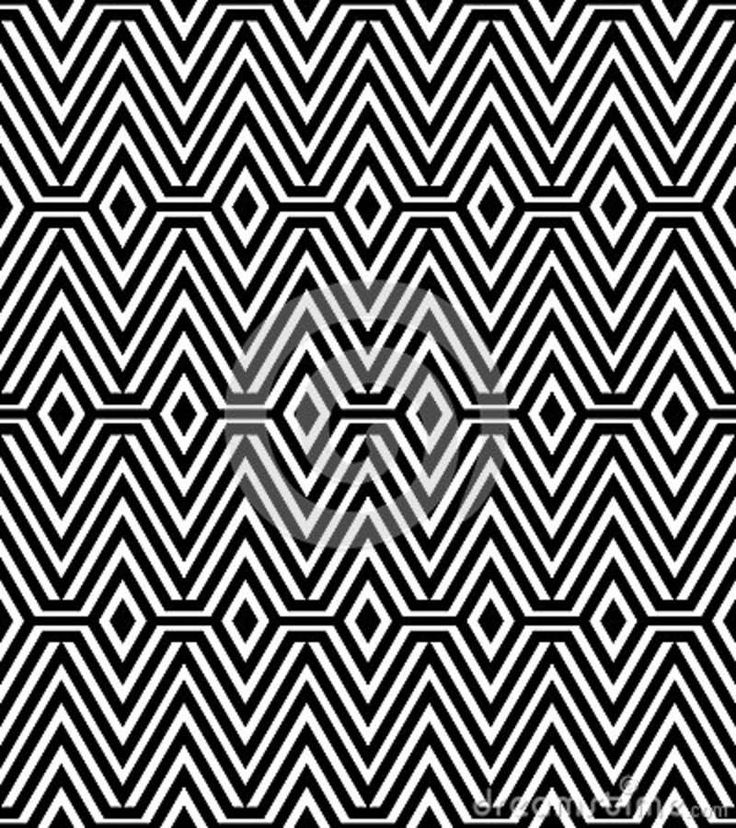 black and white geometric patterns triangles black and