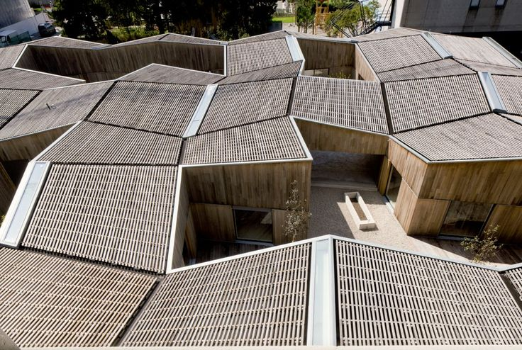 37/366 Kindergarten Cassarate, 2007-2014, Lugano, Schweiz Bruno Fioretti Marquez Architekten