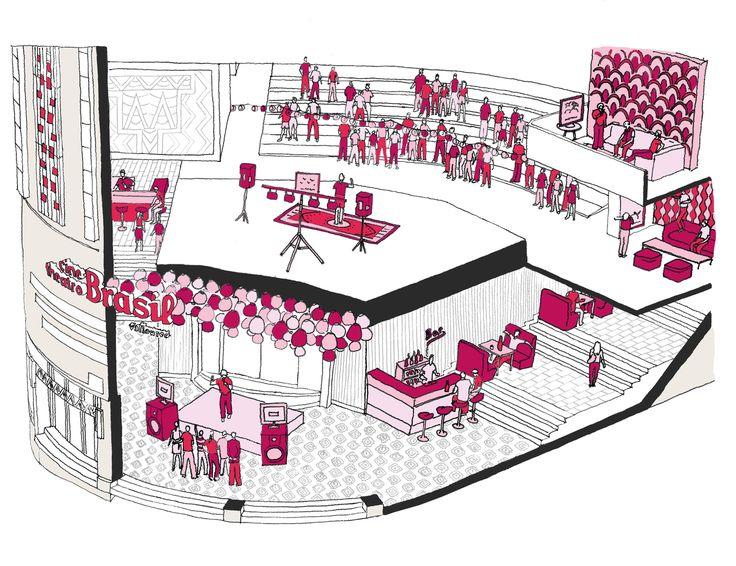 """Galeria - Últimos dias para visitar a exposição """"99 ideias para um cinema de rua"""" - 4"""