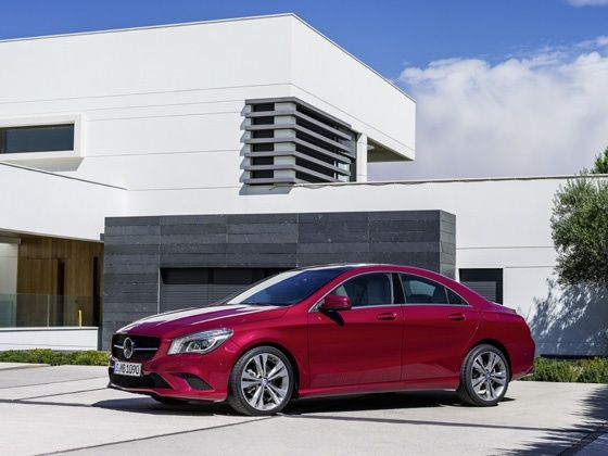 Mercedes-Benz India has officially confirmed that the much awaited Mercedes-Benz CLA sedan will be introduced next month in India Zig in - http://www.zigwheels.com/upcoming-launches/exclusive-mercedesbenz-cla-launch-on-january-20-2015/20570/