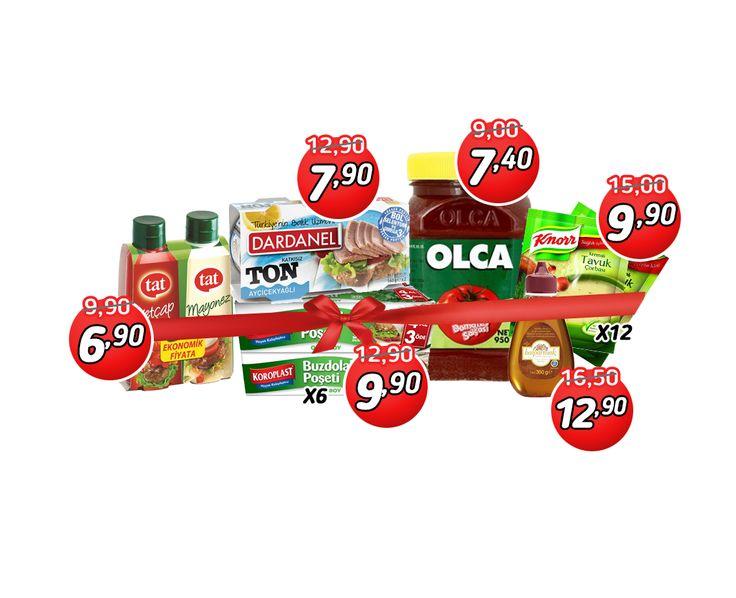 Gıda Paketi PKT3 ::
