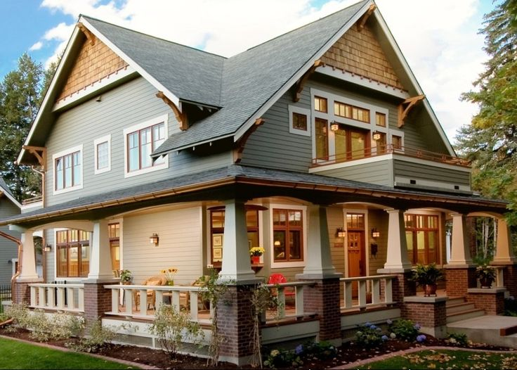 We 39 re gonna own a colonial style home home ideas for Craftsman colonial style homes