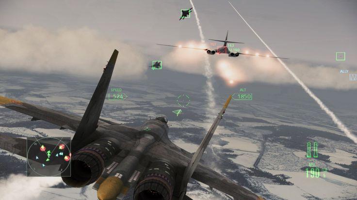 Ace Combat Assault Horizon Is Free On Steam This Weekend  http://gg3.be/2014/07/24/ace-combat-assault-horizon-is-free-on-steam-this-weekend/