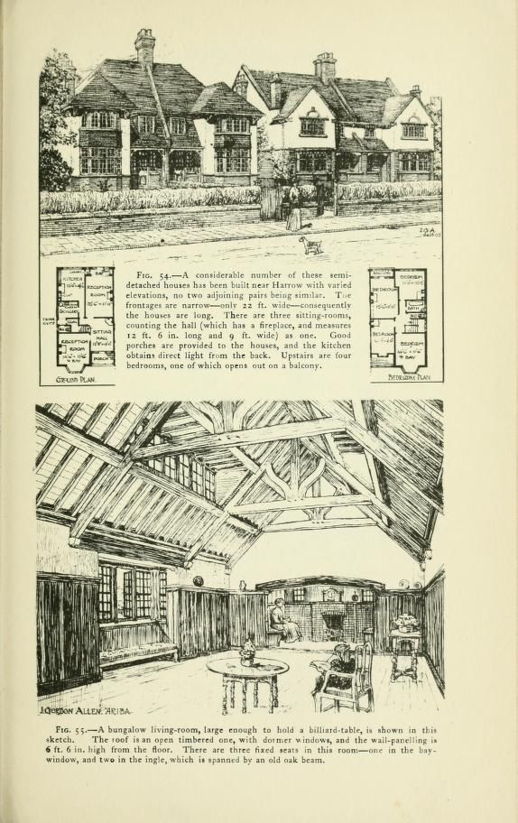 The cheap cottage and small house : a manual of...