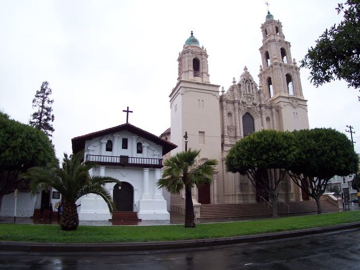Mission San Fransisco de Asis, 09/05/2015