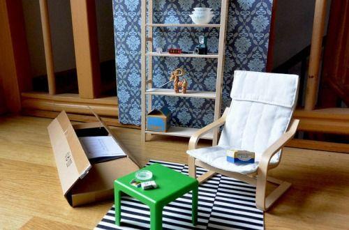 55 best ikea mini m bel f r 39 s puppenhaus vitra design. Black Bedroom Furniture Sets. Home Design Ideas