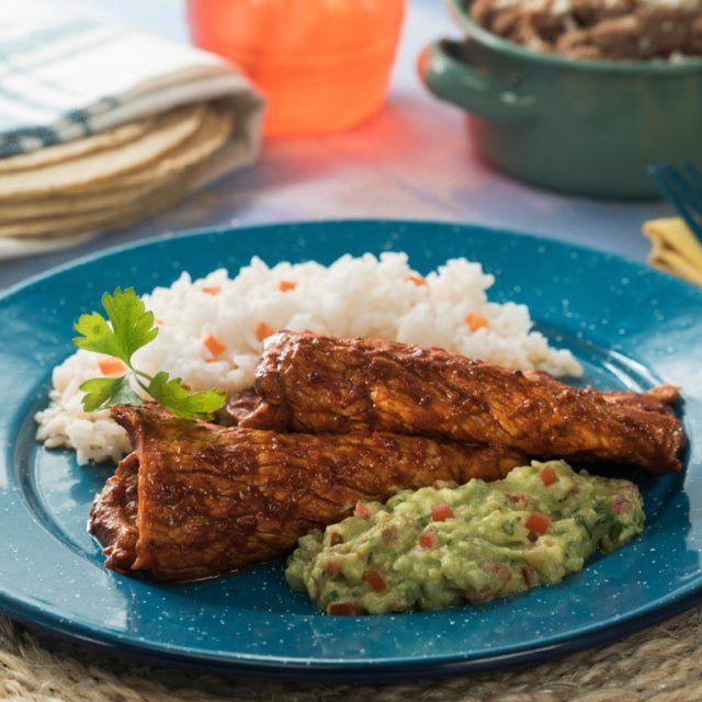 Recetas Comidas Con Bistec De Puerco Bistec De Cerdo Adobado Receta Recetas Mexicanas Bistec Y