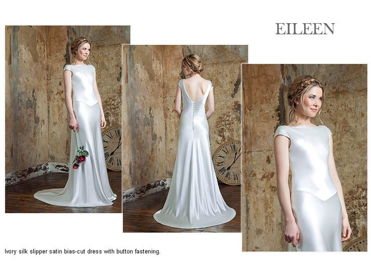 Wedding Dresses by Emma Hunt - London - London Couture Collection Gallery