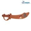 La mejor espada para combatir contra Capitan Garfio