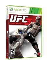 UFC Undisputed 3 (Microsoft Xbox 360 2012) - FREE SHIPPING!
