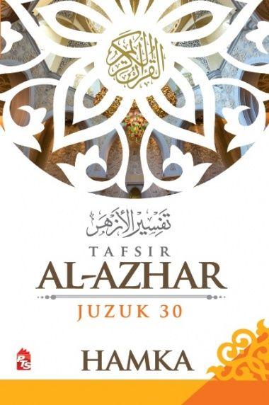 Tafsir Al-Azhar Juzuk 30 (HAMKA) sesuai sbg Hantaran dan hadiah Perkahwinan - RM25  SINOPSIS / DESCRIPTION:  Menjelang hujung tahun ramai pasangan yang mendirikan rumahtangga Tafsir ini mempunyai Hard Cover dengan corak yang menarik sesuai untuk diberikan sebagai hantaran atau hadiah untuk pasangan yang baru berkahwin.  Tasfsir Al-Azhar adalah hasil karya terbesar ulama agung nusantara Profesor Dr. Haji Abdul Malik Karim Amrullah ataupun lebih dikenali sebagai HAMKA.  HAMKA telah menggunakan…