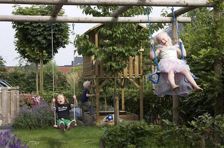 Child friendly garden. Project Hamelhuis. Kindvriendelijke tuin door Hoveniersbedrijf Van Rosmalen