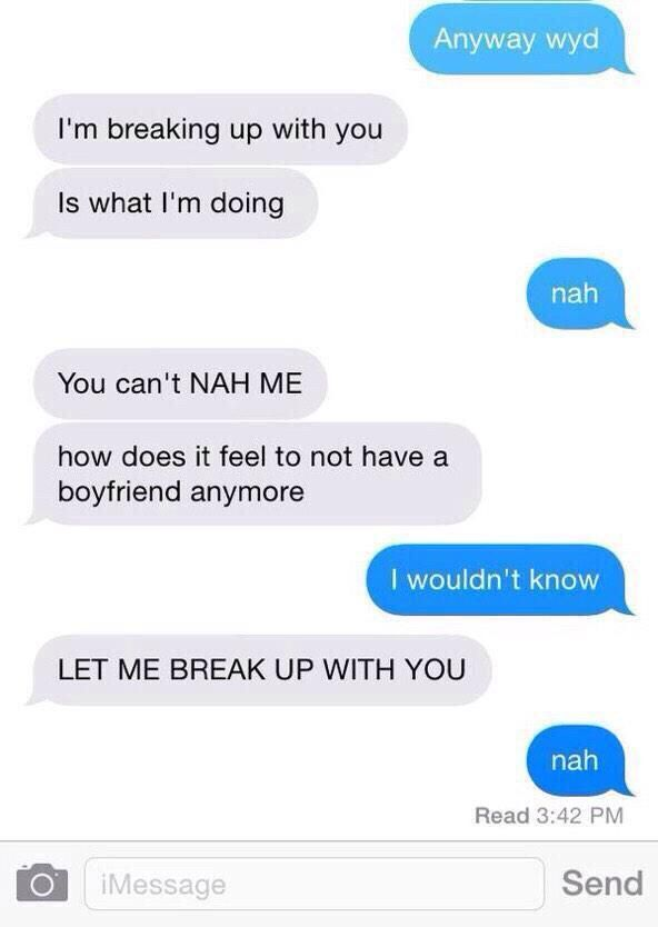PAINFUL BreakUp TEXTS