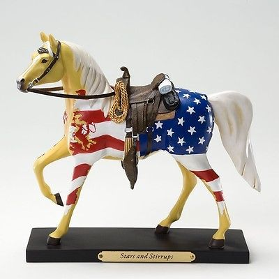 "Trail of Painted Ponies ""Stars and Stirrups"""