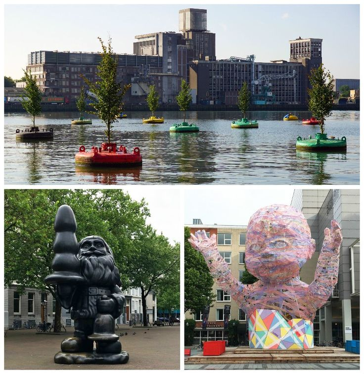 weird things to do when visiting Rotterdam