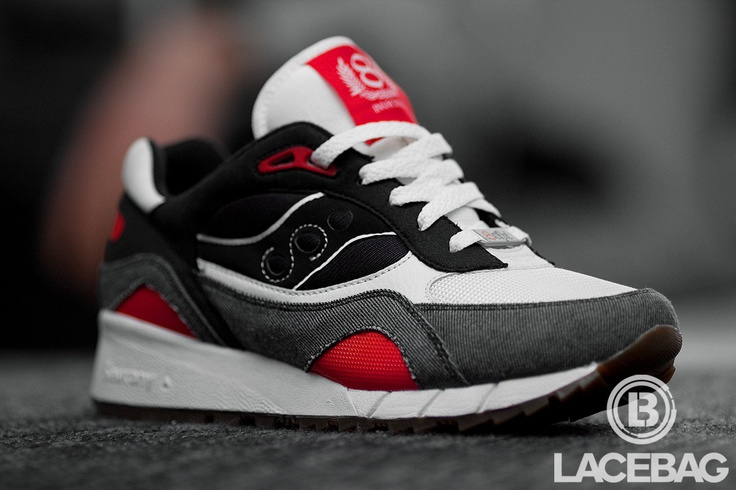 Saucony Shadow 6000 x 8cht (Dutch collab)   Other Brands at CrookedTongues.com - Selling soles since 2000