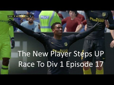The New Player Steps Up | Race To Div 1 Episode 17