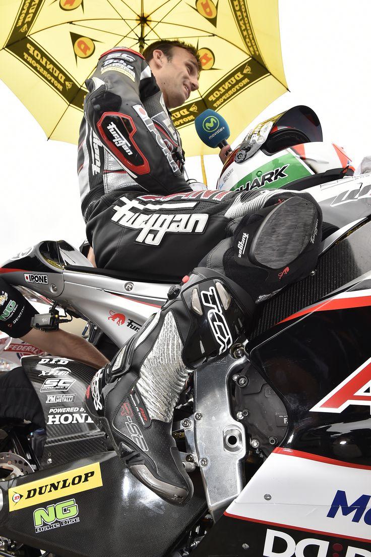 Johan Zarzo, Moto2, Texas GP 2016
