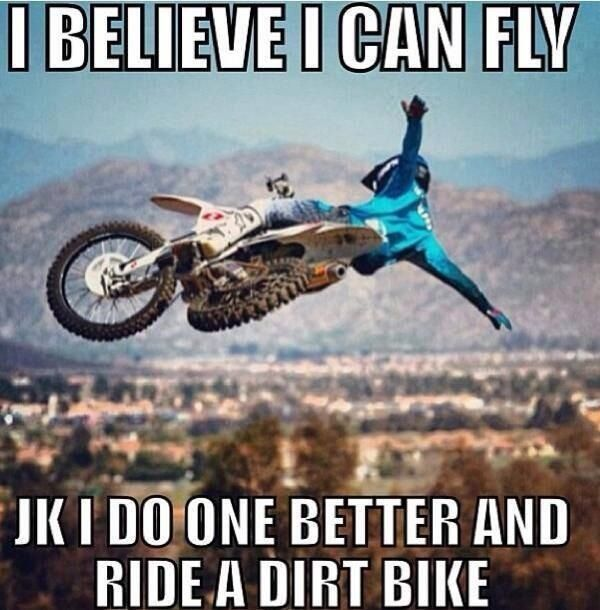 I Can Fly Motocross Quotes Pinterest Chang E 3 And Count