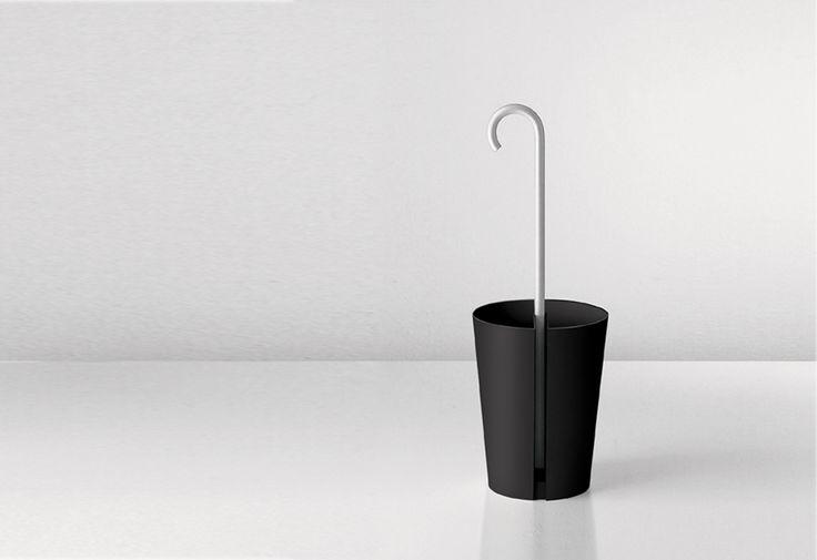 Bincan umbrella stand Designed by Naoto Fukasawa