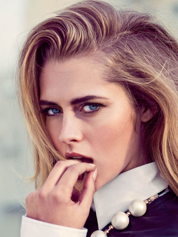 TERESA PALMER POSES FOR STEVIE AND MADA IN FLAUNT MAGAZINE