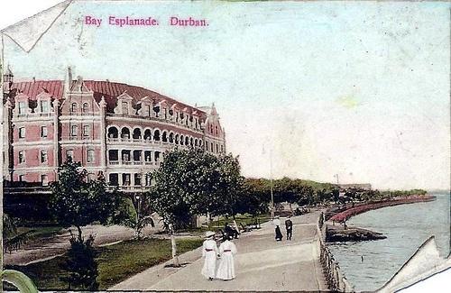 Durban  - Taken from a postcard daed 1911.