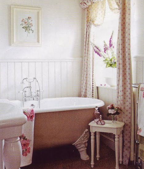 Shabby Chic Bathrooms Ideas: 725 Best Shabby Chic Bathrooms Images On Pinterest
