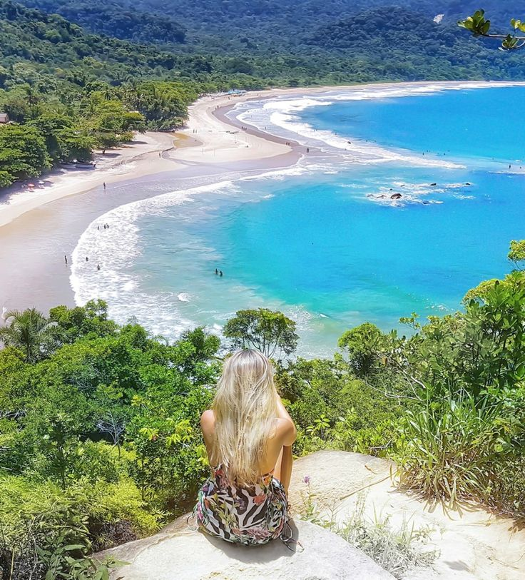 Mirante Praia Dos Castelhanos, Ilhabela - SP