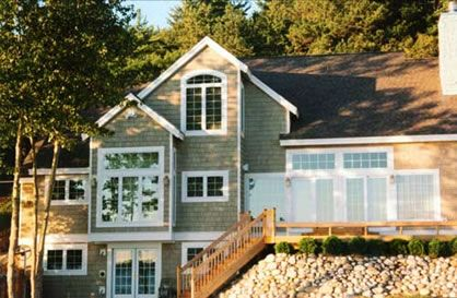 Lake Home Plans, House Plans For Lake Homes & Country Home Designs