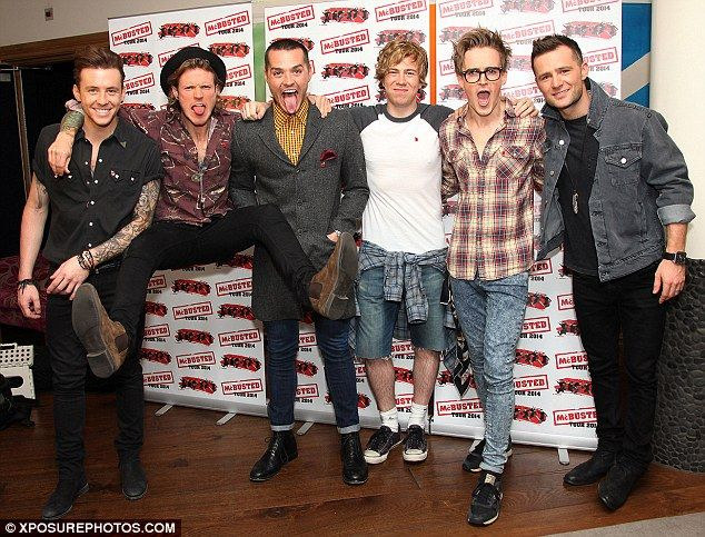 MCBUSTED- I'm just a tad excited to go and see them!!!!