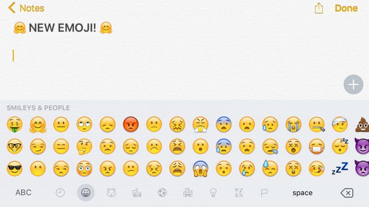 iOS 9.1 adds new Emoji characters including tacos, unicorns, & a middle finger