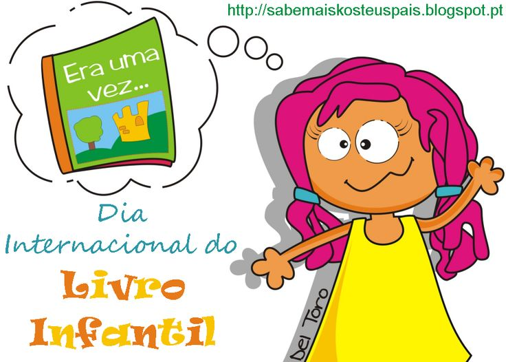 Dia Internacional do Livro Infantil...