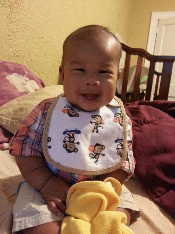 My blasian baby! ♥you son!