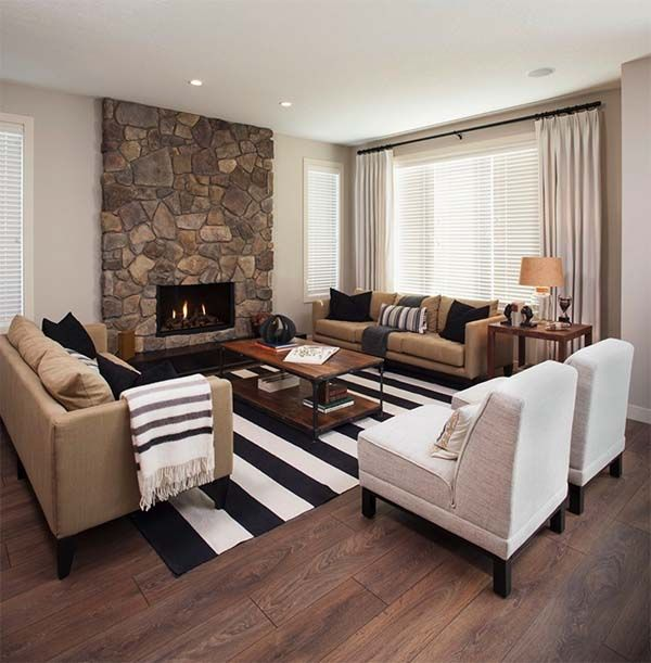 Neutral Living Room Designs-10-1 Kindesign