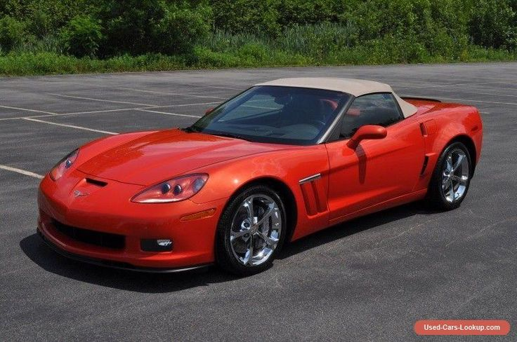 Car for Sale 2011 Chevrolet Corvette Grand Sport