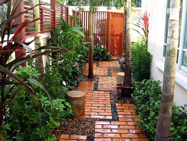 30 amazing garden walkway ideas, concrete masonry, gardening, landscaping, outdoor living