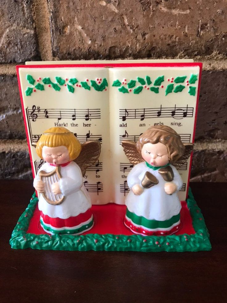 3 Piece Christmas Salt and Pepper Shaker with Napkin Holder