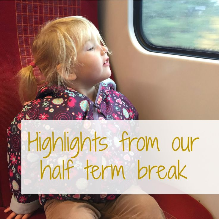 Highlights from our half term break