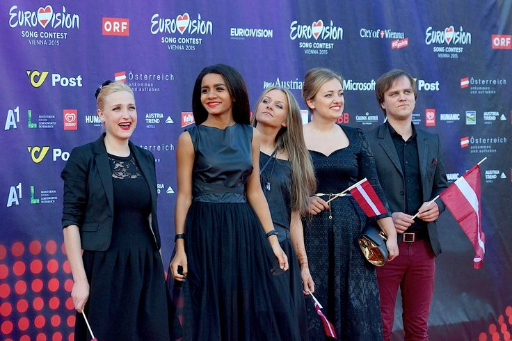 latvia at eurovision 2015