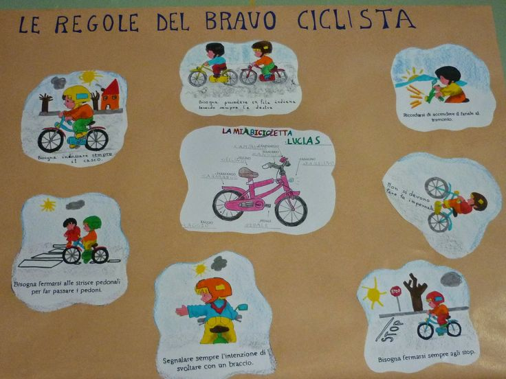 Attestato bambini ~ 15 best educazione stradale images on pinterest strollers