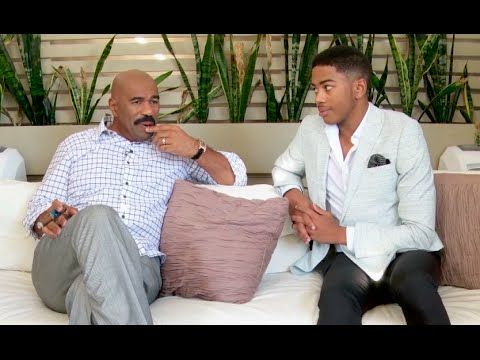 steve harvey's sons father's day gift